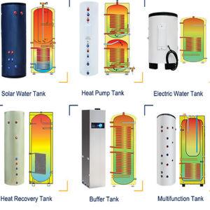 Heat Insulating Water Tank