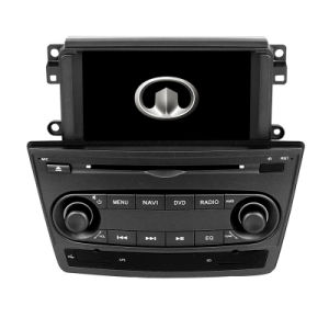 Greatwall Old C30 Car Double DIN DVD Player with GPS Bt Radio iPod 4G TPMS Mirror Link 1080P pictures & photos