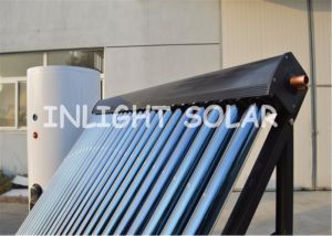 Split Pressure Heat Pipe Solar Heating System for Heating pictures & photos