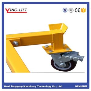 Drum Handling Bracket Cart with 1500kg Load Capacity pictures & photos