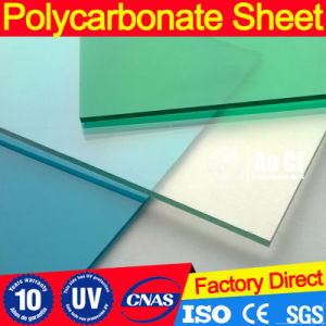Sabic Solid Polycarbonate Sheet for Roofing Building Material pictures & photos
