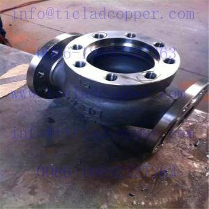 Titanium Flange Ball valve pictures & photos