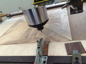 Original Produce Plain Oak Parquet /Engineered Wood Flooring pictures & photos