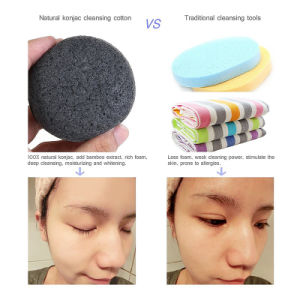 Pure Konjac Sponges pictures & photos