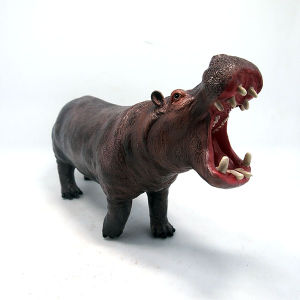 china promotional custom soft plastic hippo vinyl toy for kids, Soft Baits