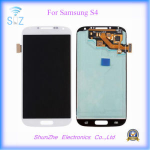Phone I9500 I9505 LCD for Samsung Galaxy S4 Touch Screen Displayer Displays pictures & photos