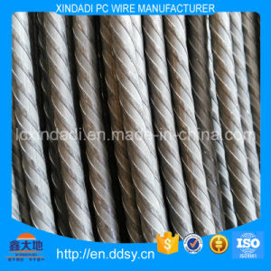 Spiral or Plain Prestressing Concrete Wire Manufacturer pictures & photos