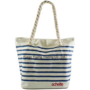 Promotional Reusable 100% Organic Tote Cotton Bag pictures & photos