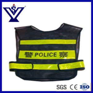 Wholesale Police Reflective Vest in Good Quality (SFGBX-02) pictures & photos