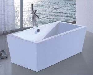1700mm Rectangle Freestanding Bathtub SPA with Multi Sizes (AT-9060) pictures & photos
