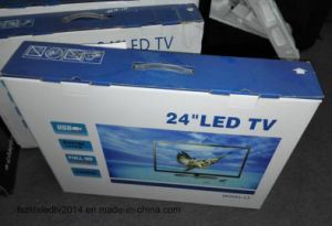 "24""Hot Sell TV with USB, VGA HDMI FHD 1080P pictures & photos"