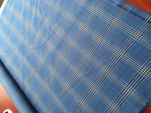 Wool Worsted Woolen Check Fabrics pictures & photos
