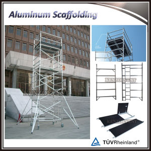 High Quality Aluminium Mobile Scaffold Tower pictures & photos