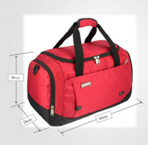 Large Capacity Luggage Hand Bag, Travelling Sport Duffel Hand Bag pictures & photos