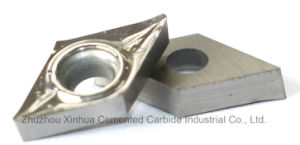 Tungten Carbide Aluminium Turning Inserts (DCGT 070204) pictures & photos