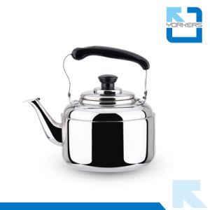 Hot Sale SGS Certificate 201 Stainless Steel Water Tea Kettle pictures & photos