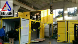 25kg 50kg 100kg Double Line Full Automatic Weighing and Bagging Machine with Mobile Container pictures & photos
