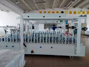 Cold Glue Machine for Furniture Decorative as Ceiling Moulding Line and Drawer pictures & photos