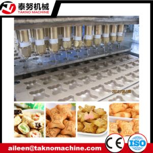 Full Automatic Hello Panda Biscuit Injection Machine pictures & photos