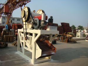 Mini Portable Stone Crusher Plant Diesel Engine Driving pictures & photos