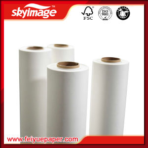 75GSM Sublimation Transfer Paper Fast Dry Anti-Curl for Textile Printing pictures & photos