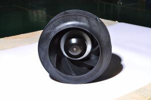 DC 24V 48V 310V 190mm Plastic Backward Curved Centrifgual Fan pictures & photos