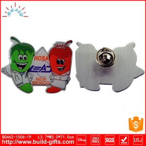 Wholesale Custom Pin Badge with Customized Photo and Shape Audited by Disney pictures & photos