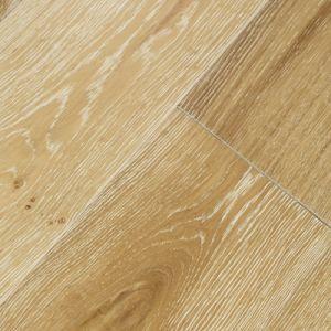 Light Smoked White Oiled Engineered Oak Wood Floor/Hardwood Flooring pictures & photos