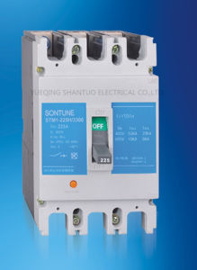 Sontune Stm1-63 MCCB/ Moulded Case Circuit Breaker pictures & photos