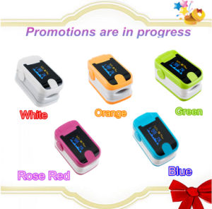 Cheap Special Offer Home Use Handheld Pulse Oximeter with Ce Approval-Candice pictures & photos