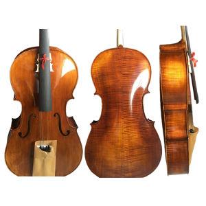 High Grade Musical Instruments Free Cello Endpin Advanced Cello pictures & photos