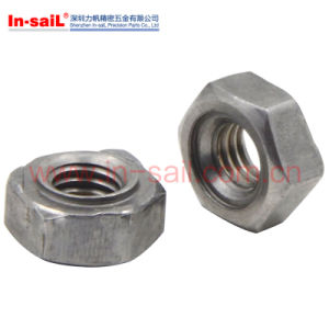 DIN 929 Hexagon Weld Nuts pictures & photos
