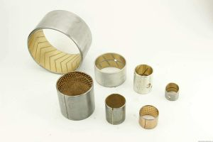 Specialized Metal-Polymer Composite Bearings for Processing Machinery pictures & photos
