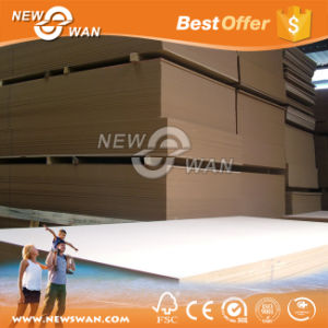 Waterproof Green Core Melamine MDF, Plain MDF pictures & photos