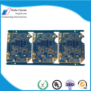 6 Layer High Density Enig PCB Board of Hand-Held Automobile Diagnosis Equipment pictures & photos