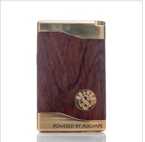 Augvape 80W Brass and Ebony Gragas Box Mod PV052 Wattage Adjustable pictures & photos