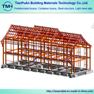 Low Cost High Quality Steel Structure for Warehouse pictures & photos