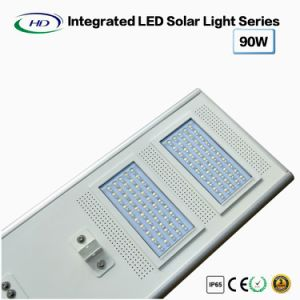 High Power All-in-One Solar LED Street Light 90W pictures & photos