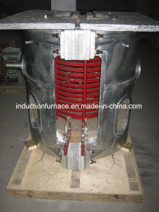 Gwc Best Selling 750kg Scrap Copper Induction Melting Furnace pictures & photos