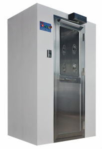 Dust Remove Powder Coated Steel Air Shower Room/Clean Room pictures & photos