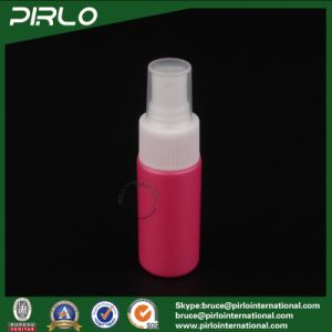 30ml 1oz Pink Color Pet Plastic Spray Bottle Empty Refillable Cosmetic Perfume Spray Bottle 30ml Plastic Bottle with Lid pictures & photos
