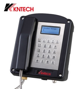Explosion Proof Telephone Iecex Certify Knex1 Kntech Exproof pictures & photos