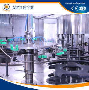3L Aspetic Drinking Mineral Water Filling Machine pictures & photos