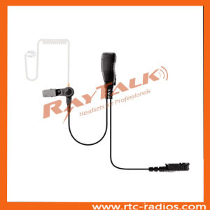 2-Wires Surveillance Earpiece for Motorola Dp2000/Dp2400 pictures & photos