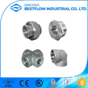 Strictly Quality Control Carbon Steel Socket Weld Forged Fittings pictures & photos