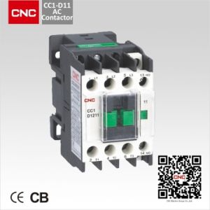 Cjx2 (LC1-D) 4-Phase AC Contactor pictures & photos