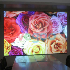 Full Color HD Indoor LED Display Screen P7.62 pictures & photos