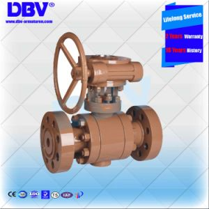 Ce Approved High Performance Forged Sainless Steel Ball Valve