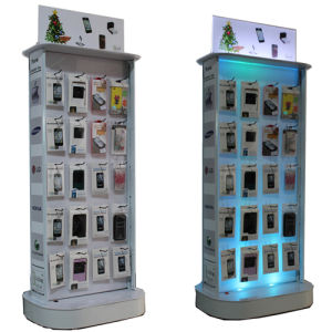 Cell Phone Accessories Display Racks, Acrylic Mobile Accessories Display Stand pictures & photos