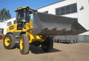 Mini Wheel Loader with EPA Engine (1.5T) pictures & photos